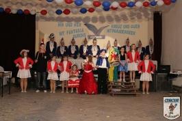 Karnevall 2008 2009 Großbadegast-854