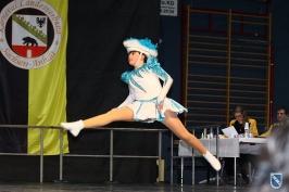 Landesmeisterschaft 2012 Junioren Tanzmariechen-012