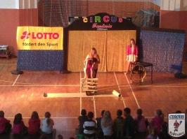 Das Leben eines Circuskindes